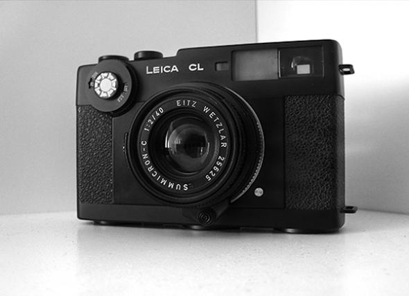 LEICA CL mit 40mm f/2 Leitz-Wetzlar Summicron-C - © bildraum-f | fotografie
