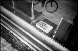 man stirbt nur einmal | Werbung der Schaubühne Berlin