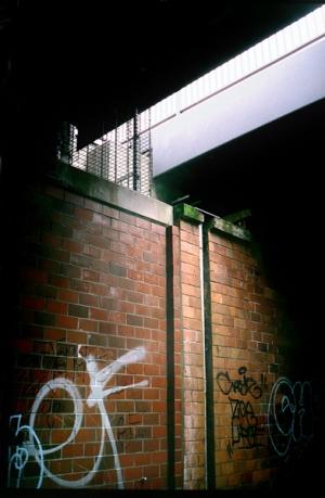 under the bridge | brueckenwiderlager - © bildraum-f | fotografie